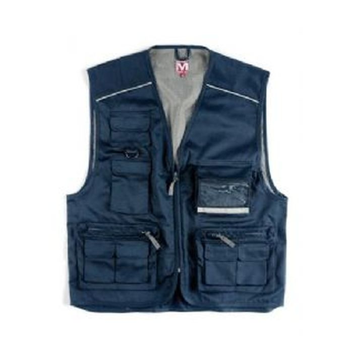 Gilet POWER, worker multitasche
