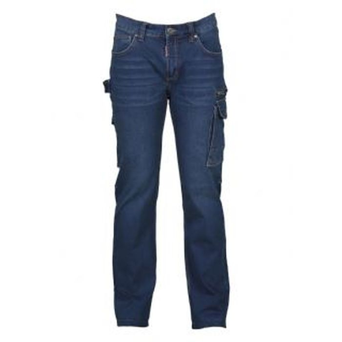 Pantalone Jeans West Denim Stretch, multitasche