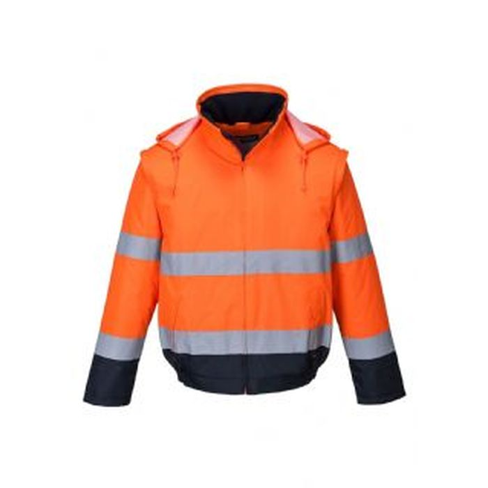 Bomber Essential Hi-Vis 2 in 1